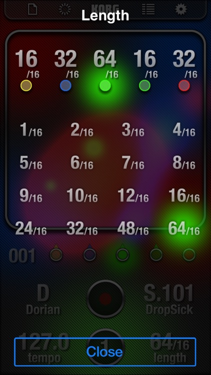 KORG iKaossilator screenshot-2