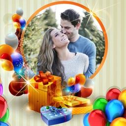 Birthday Photo Frames - Editor