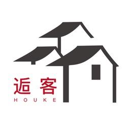 逅客租房-民宿、booking、短租