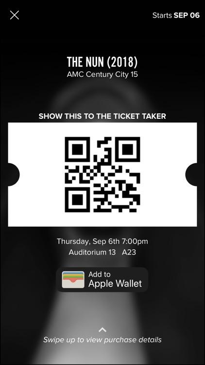 Fandango - Showtimes + Tickets screenshot-5