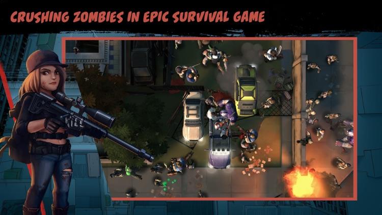 Deadly Convoy screenshot-4
