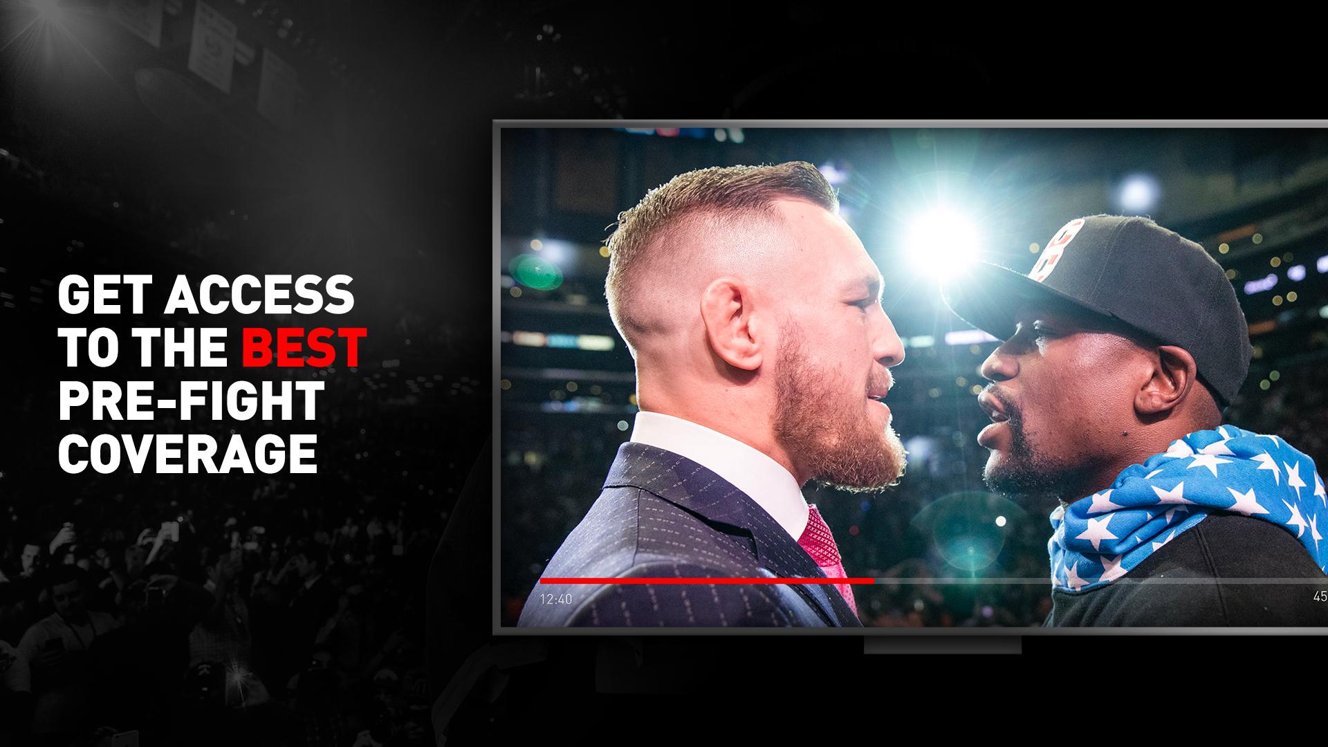 SHOWTIME PPV- Mayweather vs. McGregor- Stream Live screenshot 10
