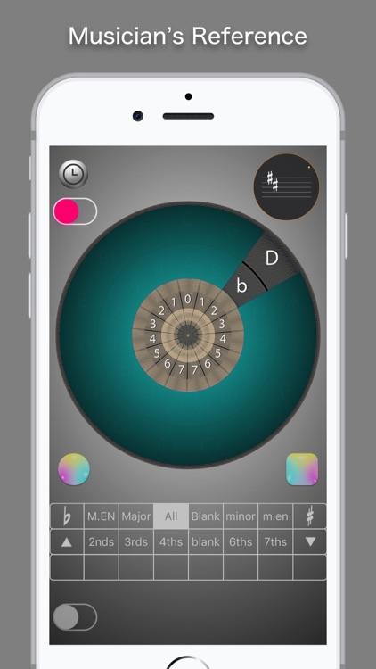 Circle of 5ths, 4th Edition screenshot-0