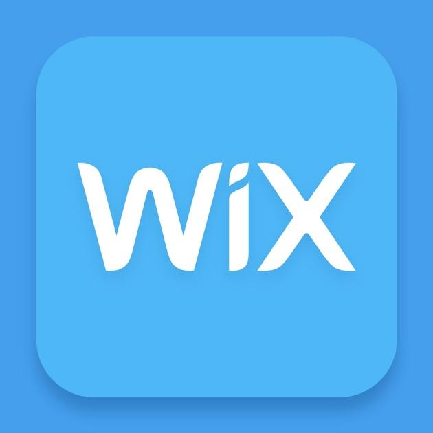 Wix Iphone App