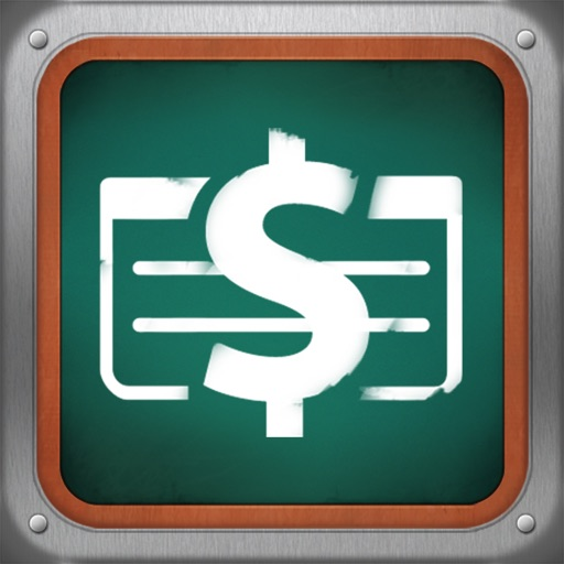 Checkbook HD: Personal finance iOS App