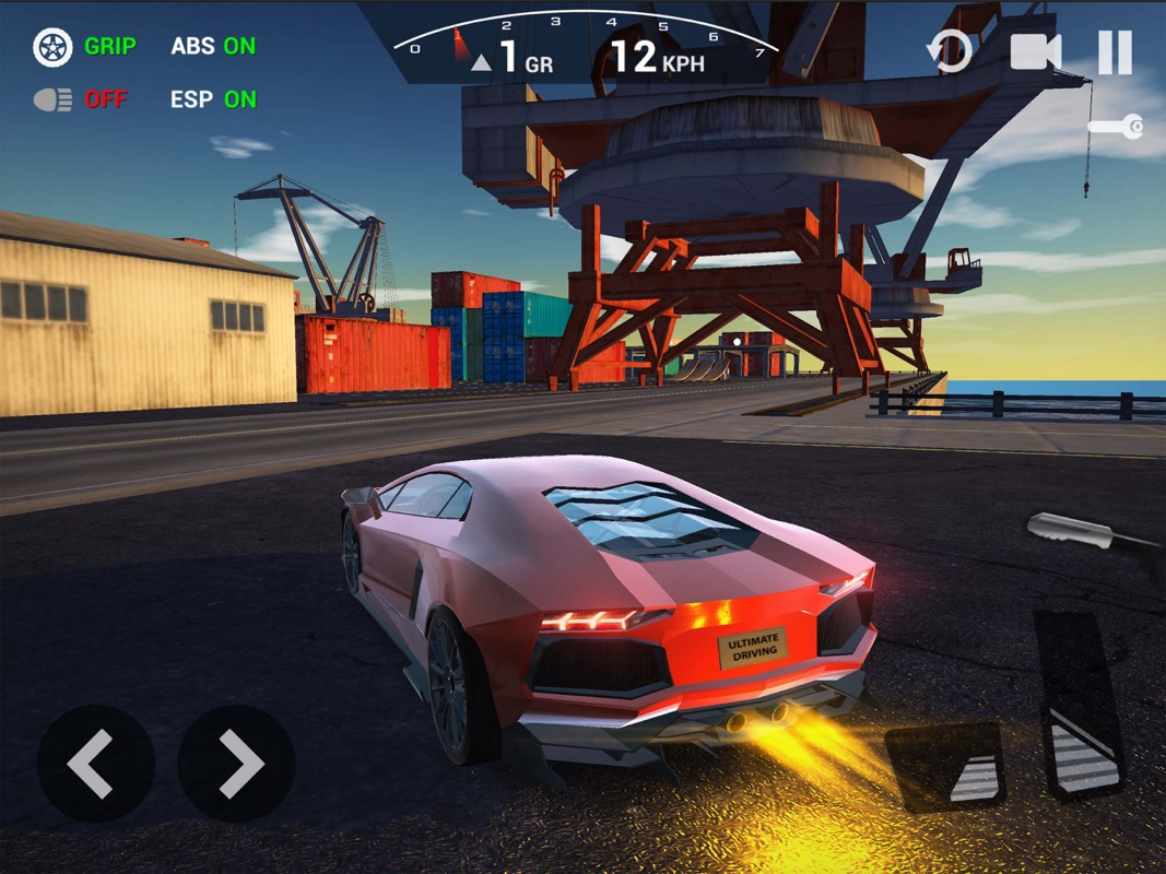 Ultimate Driving Simulator - Online Game Hack and Cheat