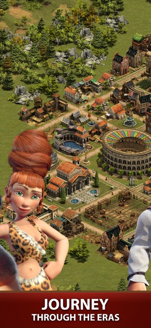 Forge Of Empires Winning Buildings Age