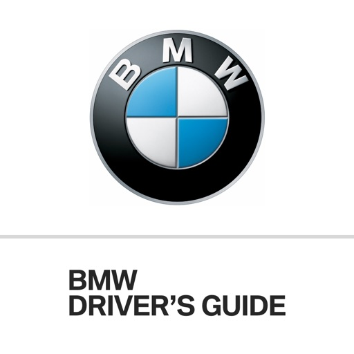 BMW Driver's Guide iOS App