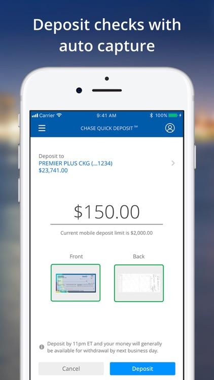 Chase Mobile® screenshot-4