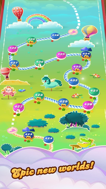 Candy Crush Saga screenshot-3