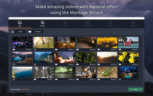 ‎Movavi - Video Editor & Maker Screenshot