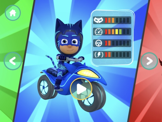 PJ Masks: Racing Heroes screenshot 9