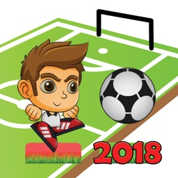 Soccer Pro Tricks Jump Game