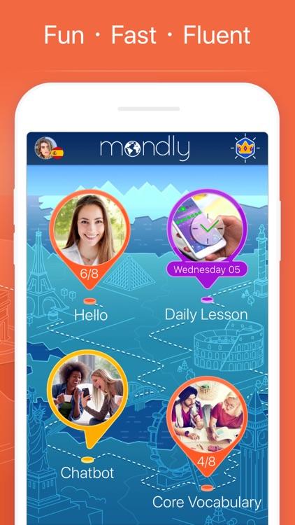 Learn American English –Mondly screenshot-0