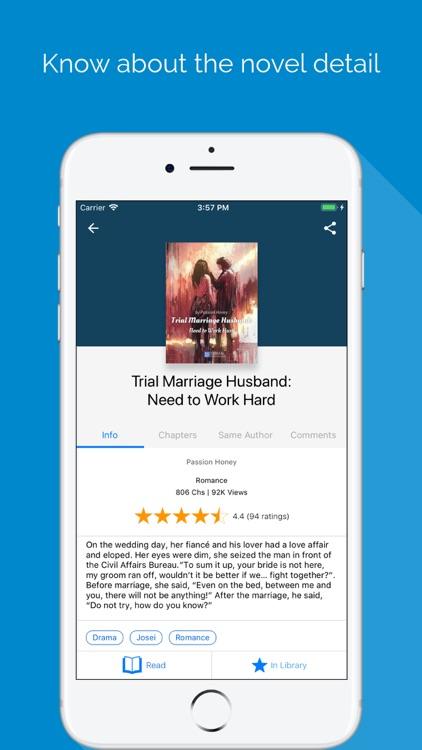 NovelFull - Read novel offline screenshot-4