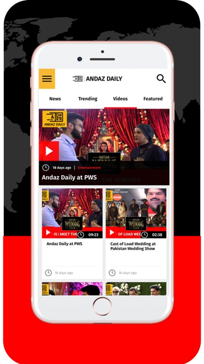 Andaz Daily
