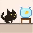 Pixel Goldfish icon