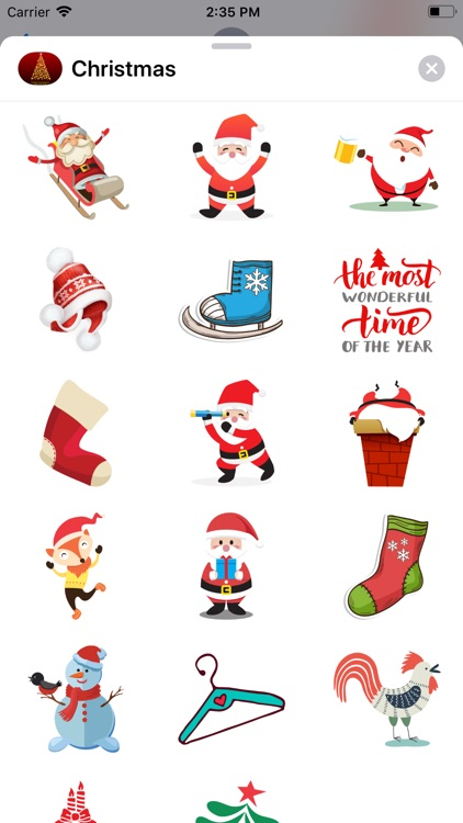 Merry Christmas Countdown! Emo