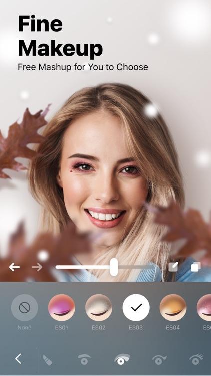 Facey: Face Editor &Makeup Cam screenshot-4