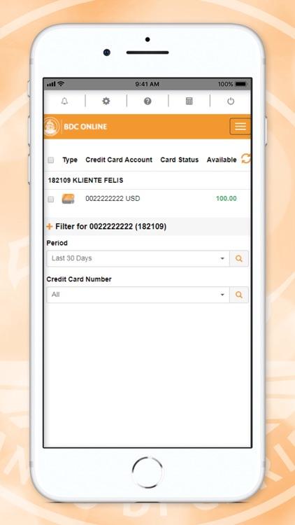 Banco di Caribe Mobile Banking screenshot-5