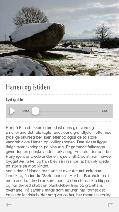 Linjer i landskabet screenshot 3