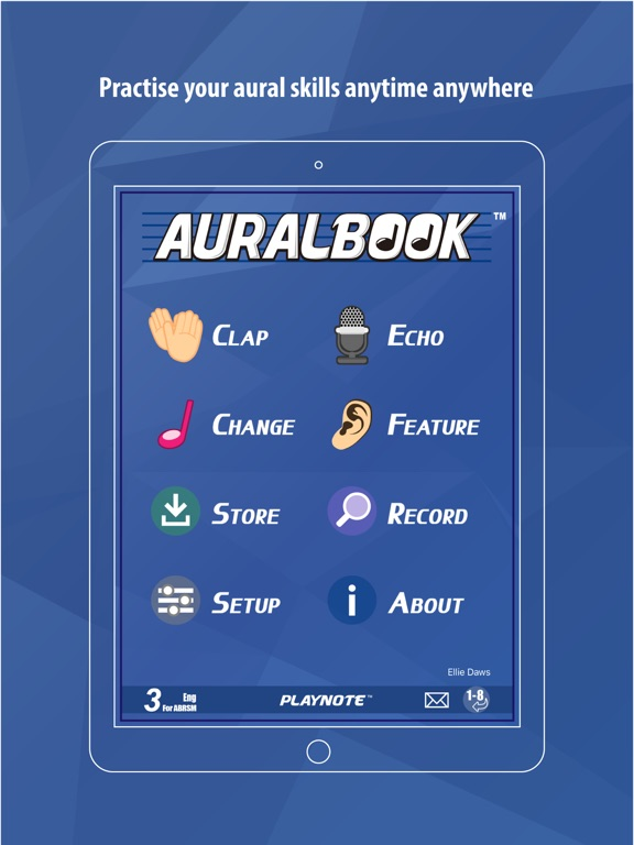 AURALBOOK for ABRSM Grade 3 HD