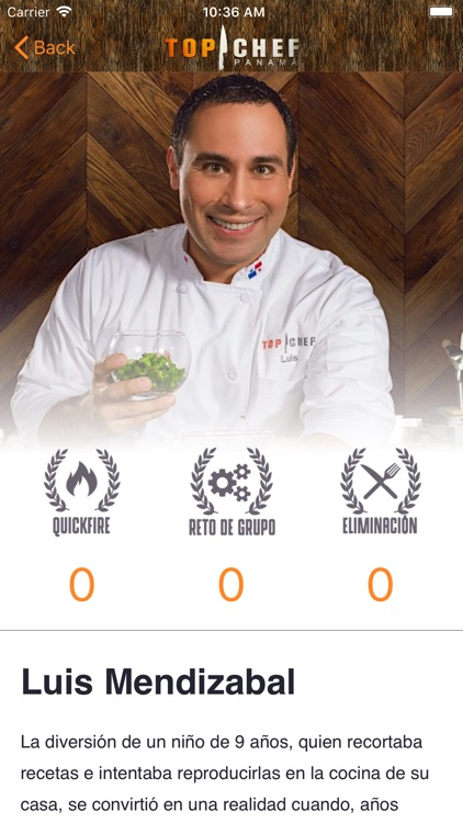 Top Chef Panamá screenshot-4