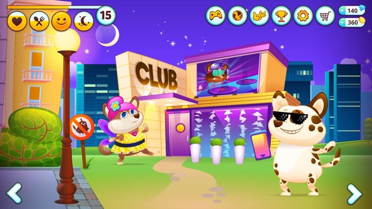 Duddu - My Virtual Pet screenshot-3