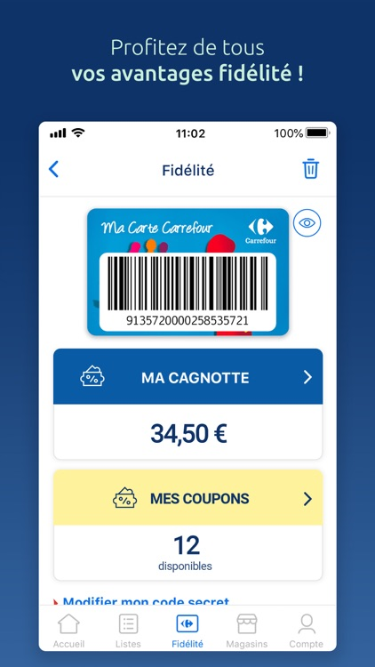Carrefour screenshot-4