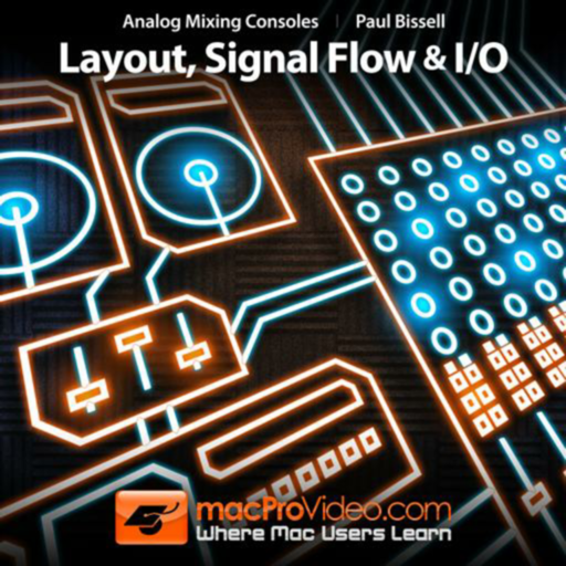 Layout Signal Flow and IO