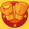 ボクサーパワーボクシングゲーム相撲