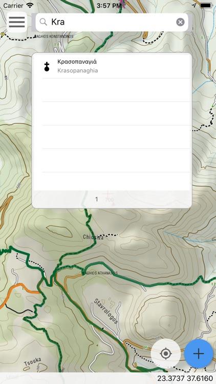 Methana topoguide screenshot-7