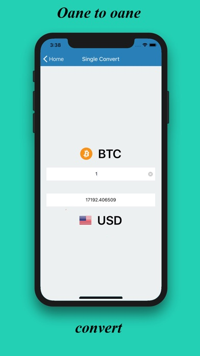 Screenshot for Converter Cryptocurrency in Malaysia App Store