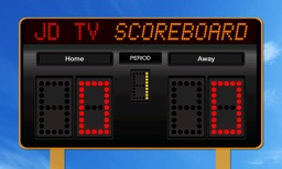 JD TV Scoreboard