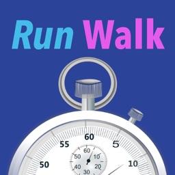 Run Walk Intervals  - 256x256bb - Best APPS of the WEEK