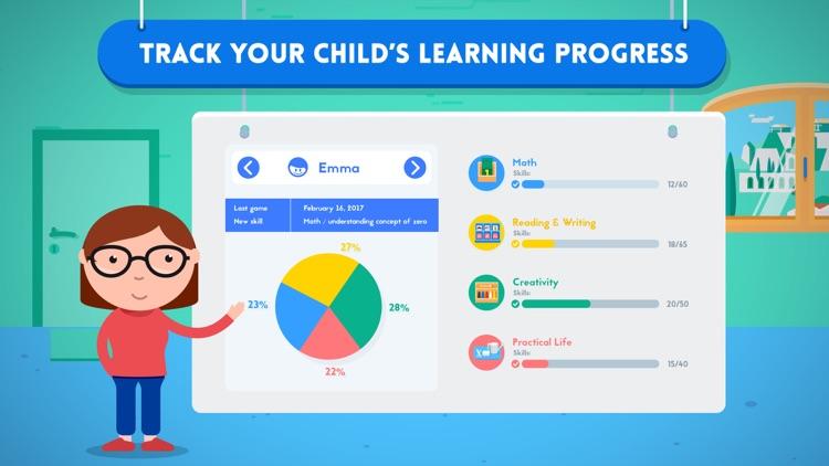 Montessori Preschool screenshot-4