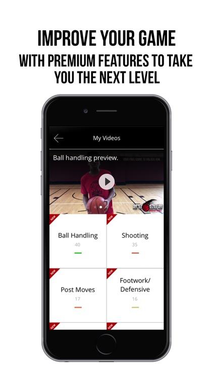 Evolve Basketball screenshot-4