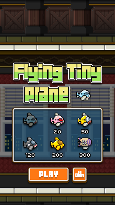 Flying Tiny Plane screenshot one