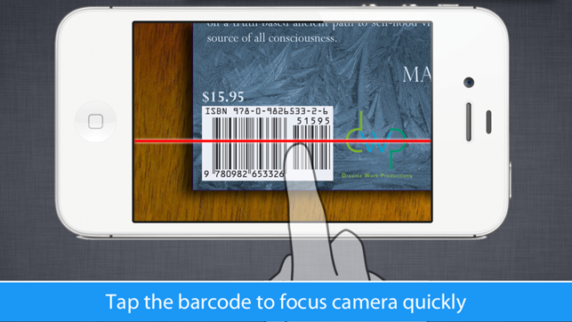 Kinoni Barcode Scanner on the App Store