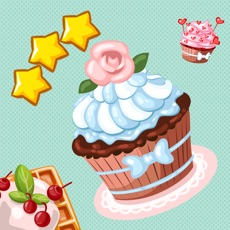 Activities of Cake Sweet Candy Matching Pair