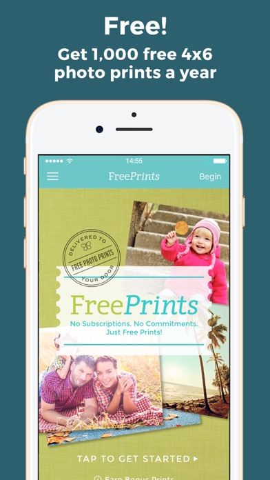 Screenshots for FreePrints – Photos Delivered