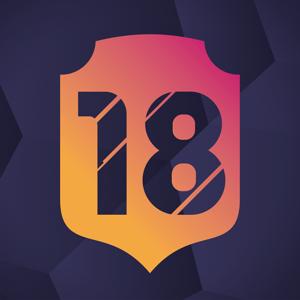 FUT 18 DRAFT by PacyBits Sports app