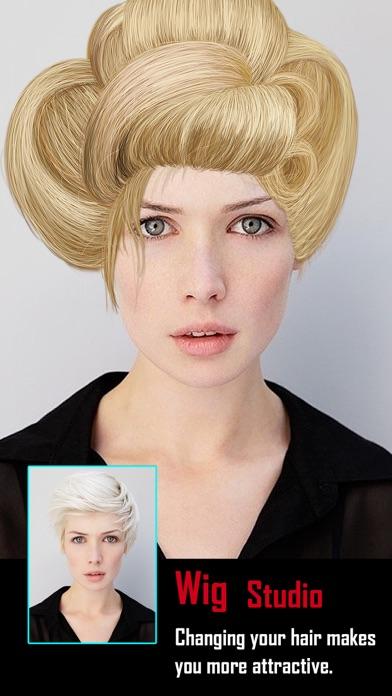 Wig Studio - Hair Design Booth screenshot four
