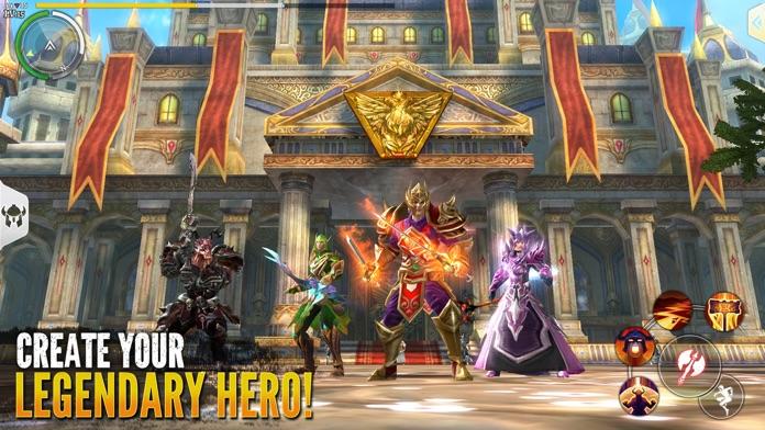 Order & Chaos 2-Fantasy MMORPG Screenshot