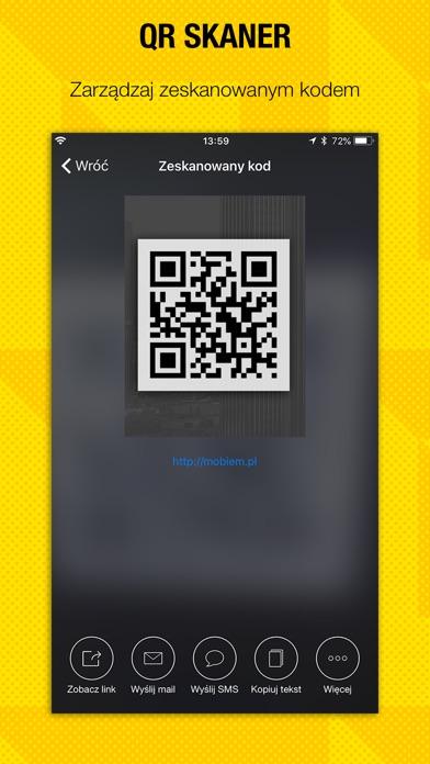 QR SCANNER - Reader for codes Screenshot on iOS