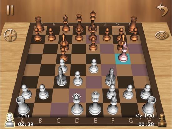 Chess Prime 3D на iPad