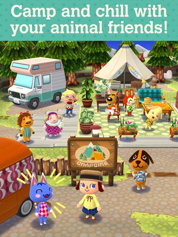 Animal Crossing: Pocket Camp screenshot 7