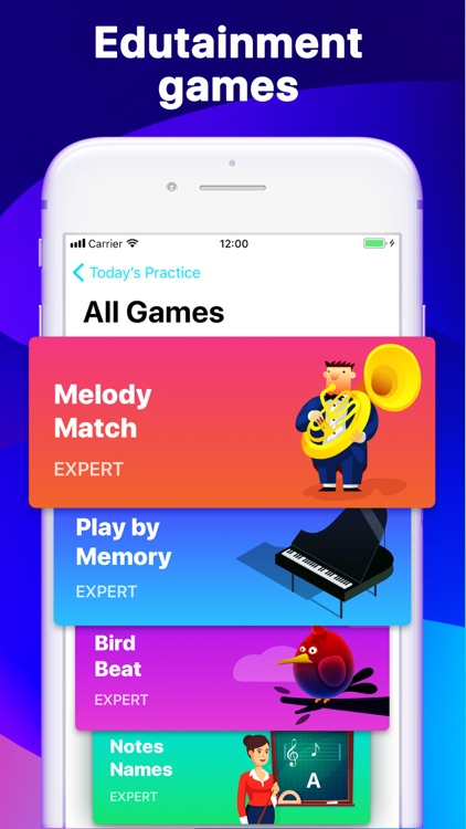 Hello Piano - Lessons & Games screenshot-1