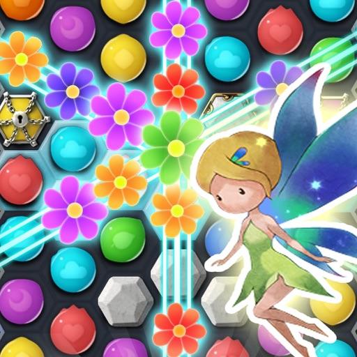 花花传奇世界:神奇彩虹魔法石