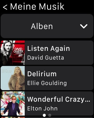 Deezer: Musik Player & Radio Screenshot
